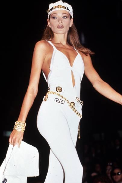 Carla Bruni, 1991