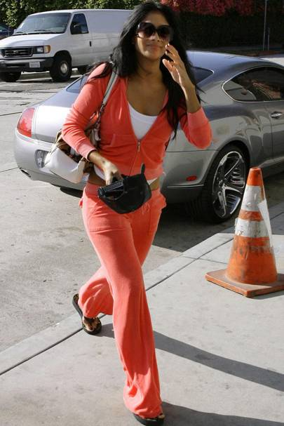 Nicole Scherzinger, April 2008