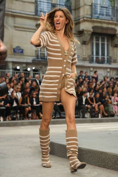 2014 - Chanel, spring/summer 2015