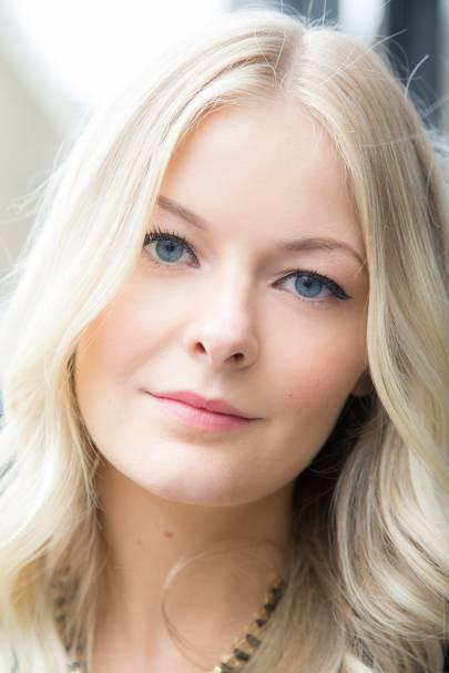 Jenna Greening, fashion merchandiser