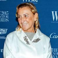 Miuccia Prada, 2015
