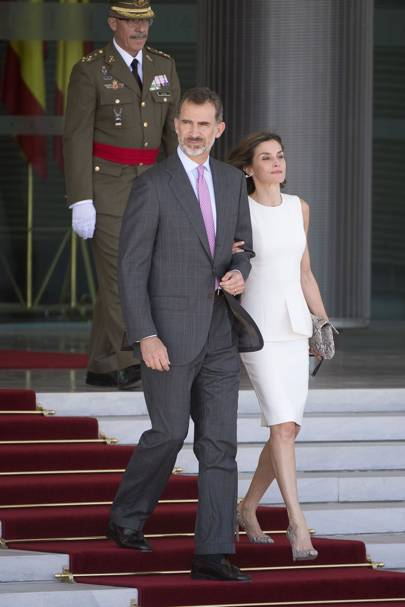 Spanish State Visit To The UK, London – July 11 2017