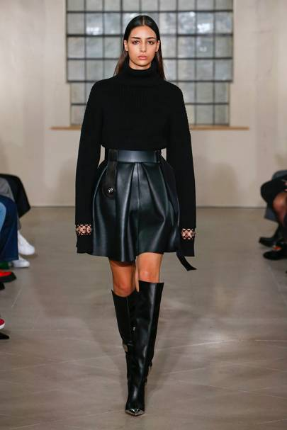 530c2a0c76cf David Koma Autumn Winter 2018 Ready-To-Wear show report
