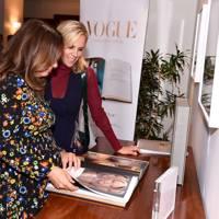 Vogue: Voice of a Century reception – September 12 2016