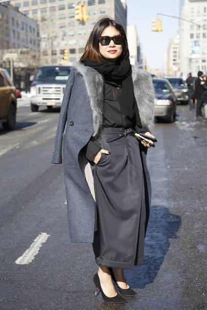 Lianna Man, merchandiser