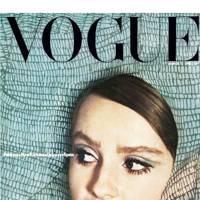 Vogue cover, March 1965