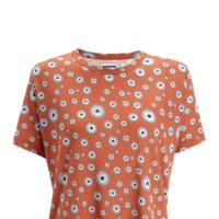 All-over eyeball print T-shirt, £45