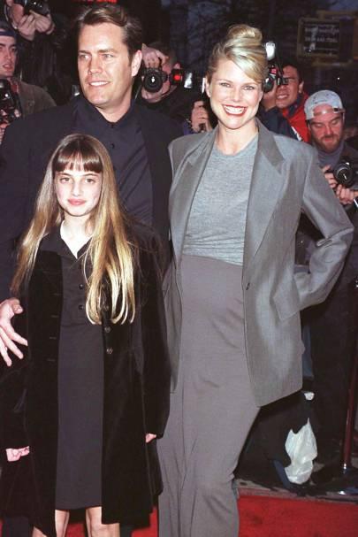 Christie Brinkley - April 1998