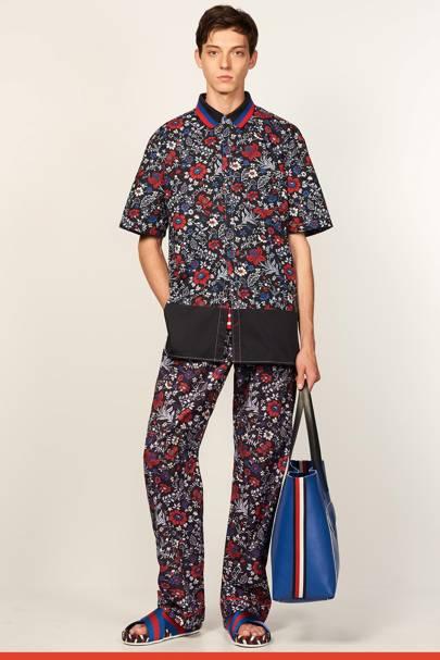 8ba2599c03 Tommy Hilfiger Spring Summer 2017 Menswear show report