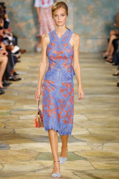 Tory Burch Spring/Summer 2016 Ready-To-Wear collection