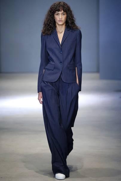 The super-wide trouser