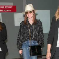 Nice Airport, Cannes Film Festival - May 8 2018