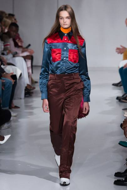 f91756958f Calvin Klein 205W39NYC Spring Summer 2018 Ready-To-Wear show report ...