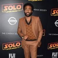 'Solo: A Star Wars Story' premiere, New York - May 21 2018