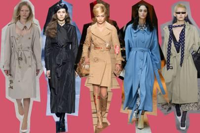 Trend: Raincoats