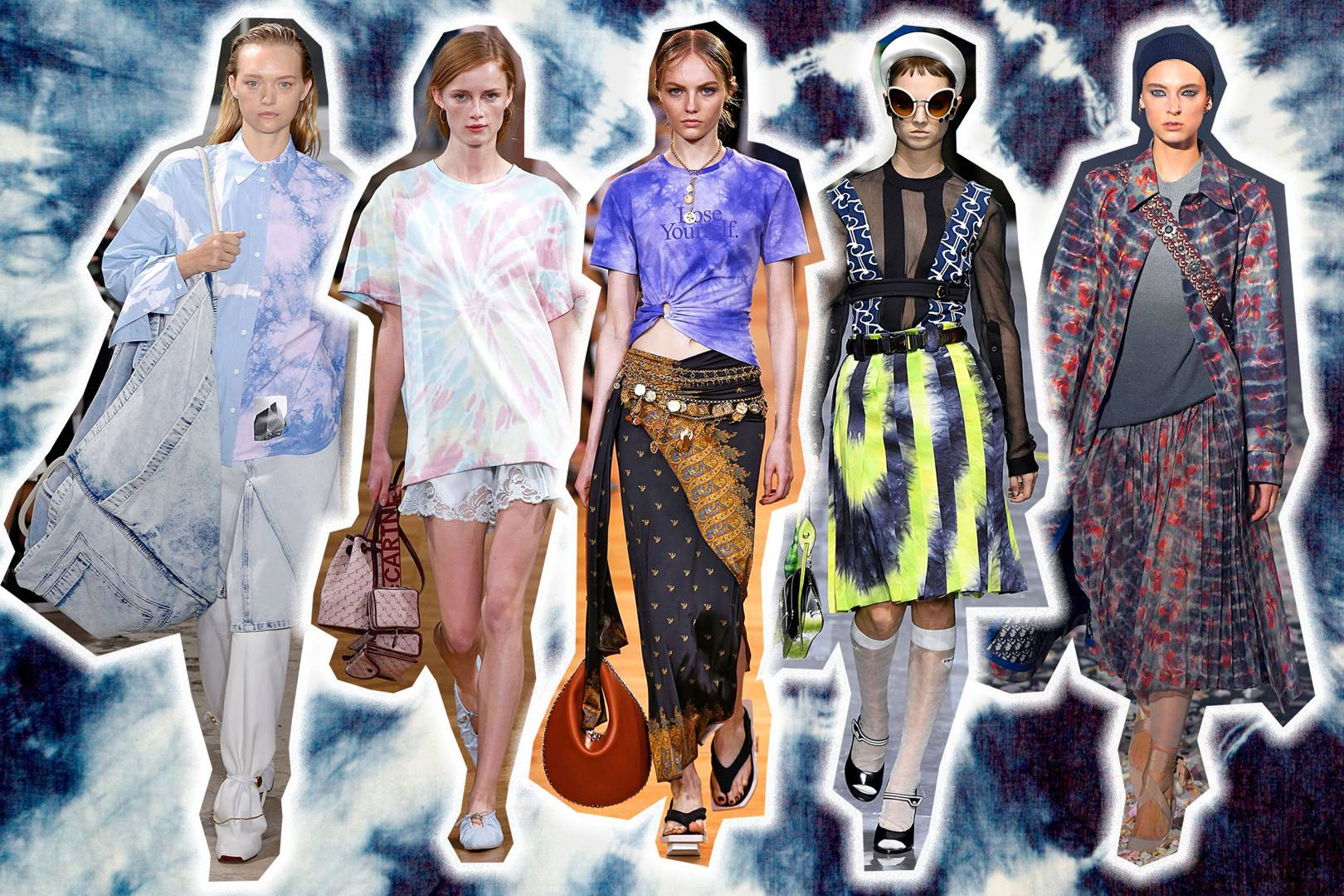 6052cc7f5883 The Best Tie-Dye Clothes To Buy This Season | British Vogue