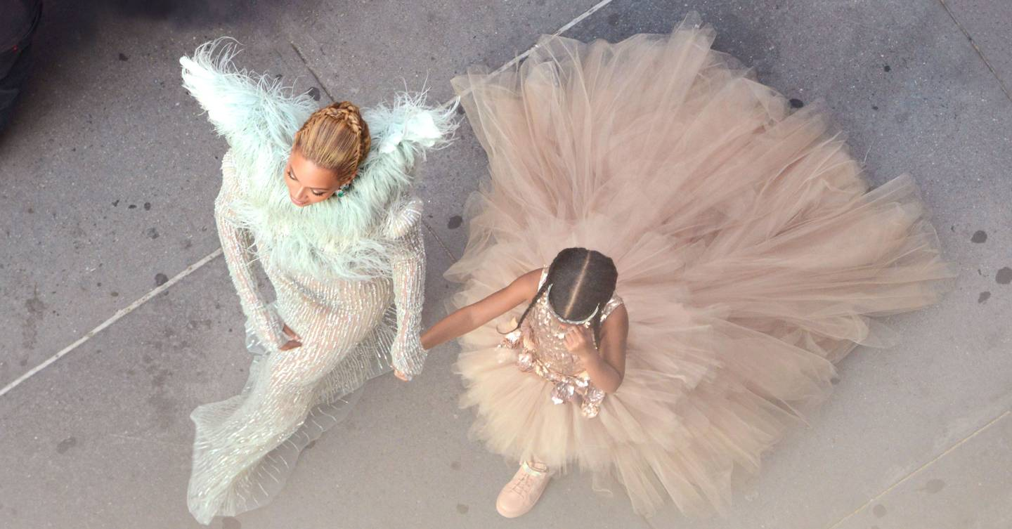 12 Times Blue Ivy's Wardrobe Was Better Than Yours