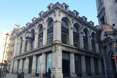 The former Burberry headquarters on Haymarket will be the new London location for concept store Dover Street Market