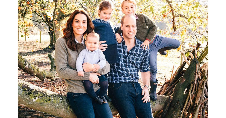 The Royal Family Share Their 2018 Christmas Cards