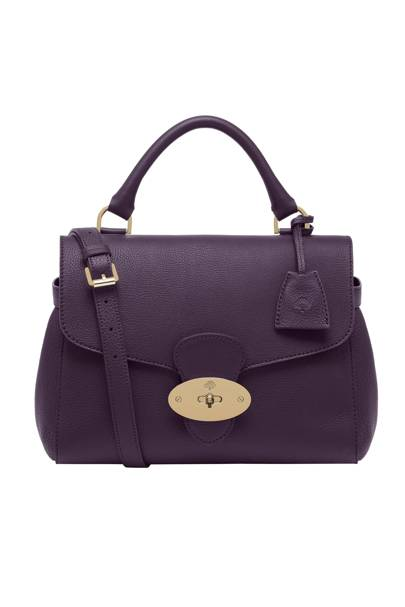 The Primrose in aubergine, £1,200