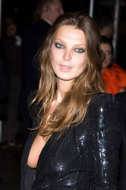 Daria Werbowy, model