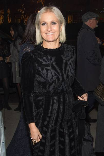 b923a299203 Maria Grazia Chiuri Departs Valentino Creative Director