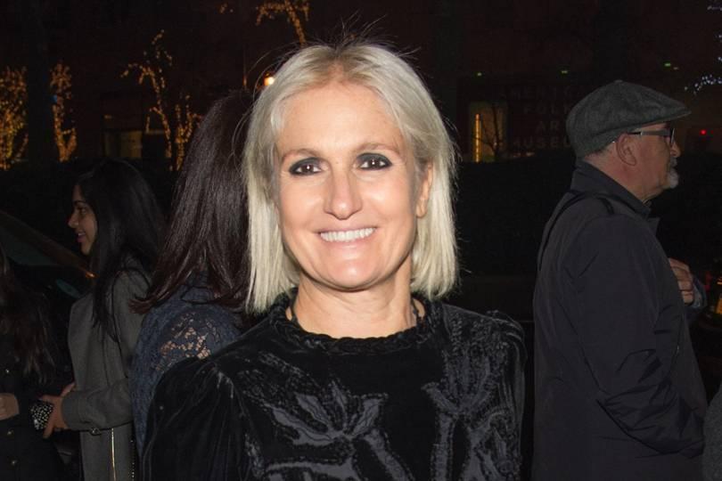 Maria Grazia Chiuri Departs Valentino Creative Director ...