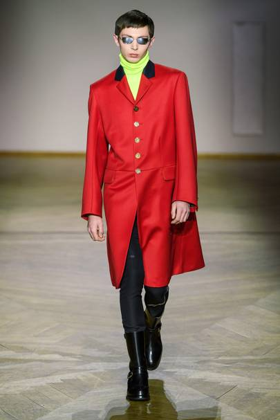 18d12e02d68e3 Paul Smith Autumn/Winter 2019 Menswear show report | British Vogue