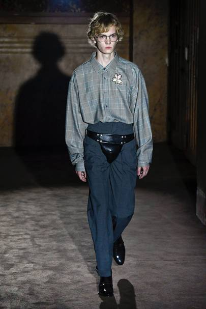 340c12bd756 Gucci Spring Summer 2019 Ready-To-Wear show report
