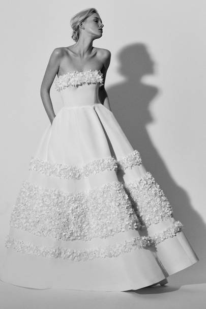 Carolina Herrera Spring/Summer 2018 Bridal Collection