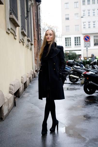 Julia Jonsson, student
