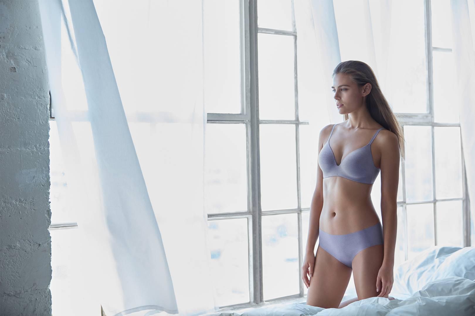 fa4b4800dfae Uniqlo And Vogue Explore The Evolution Of The Bra | British Vogue