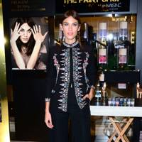 Alexa Chung Nails Inc Selfridges launch, London - September 20 2014