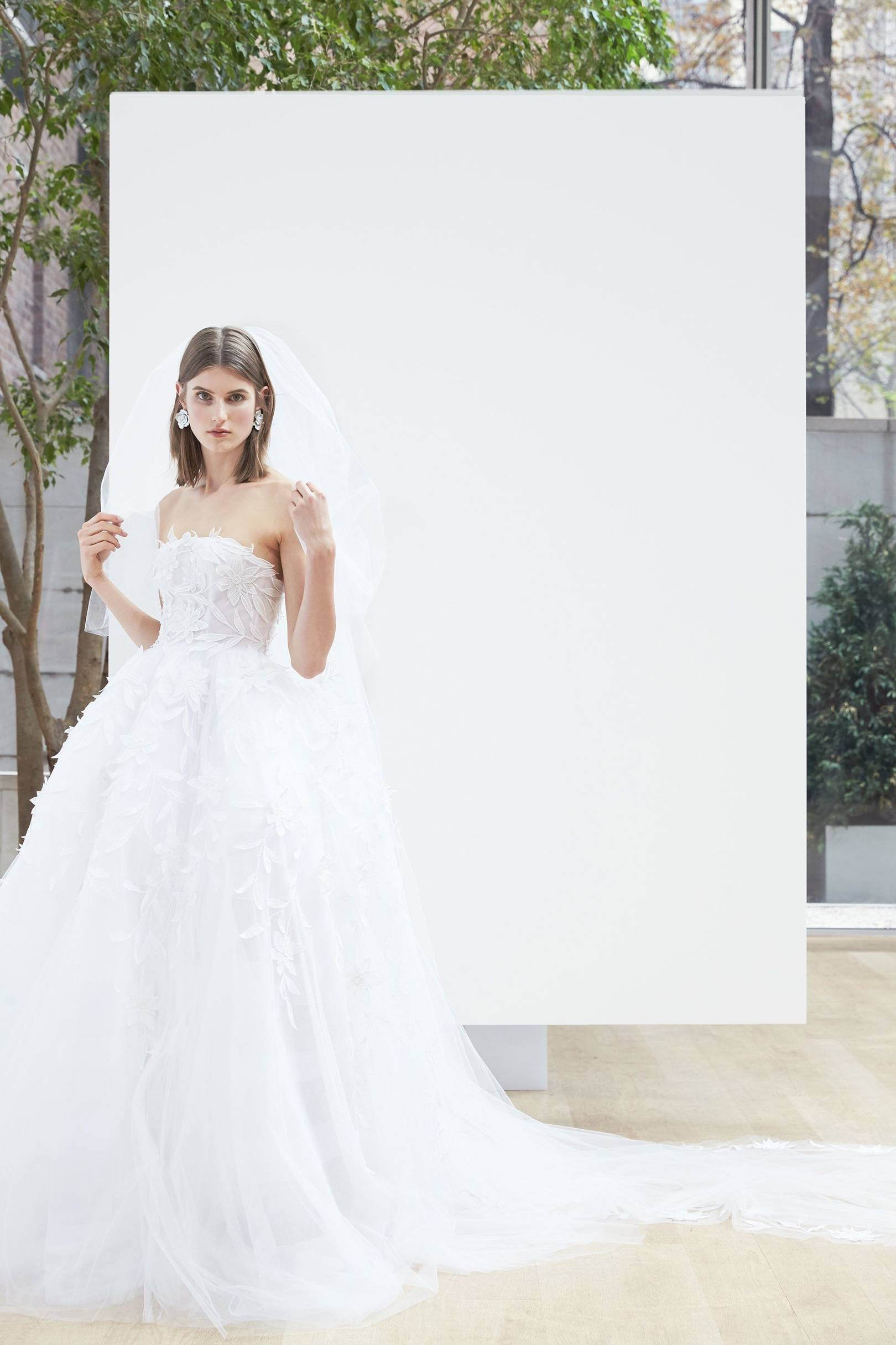 Vogue Edit: Meghan Markle\'s Wedding Dress | British Vogue