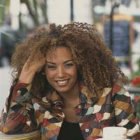 Mel B's Natural Hair