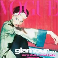 Vogue Cover, September 1991