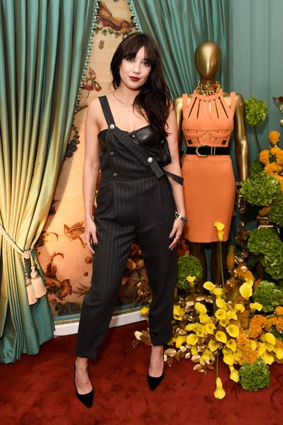 William Vintage x Farfetch Gianni Versace Archive Dinner, London - October 11 2017