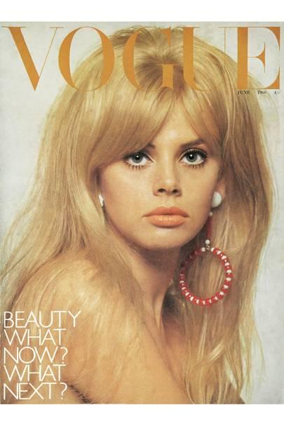 Vogue Cover, June 1966