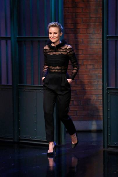 Late Night with Seth Meyers, New York – March 22 2017