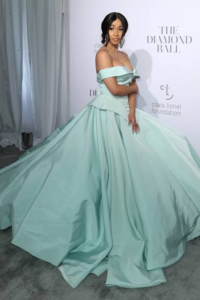 Rihanna's Diamond Ball, New York - September 14