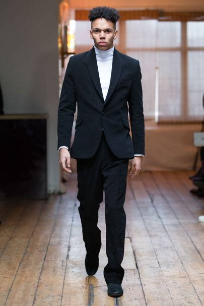 19141f148b6 Florin Dobre Autumn Winter 2016 Menswear show report