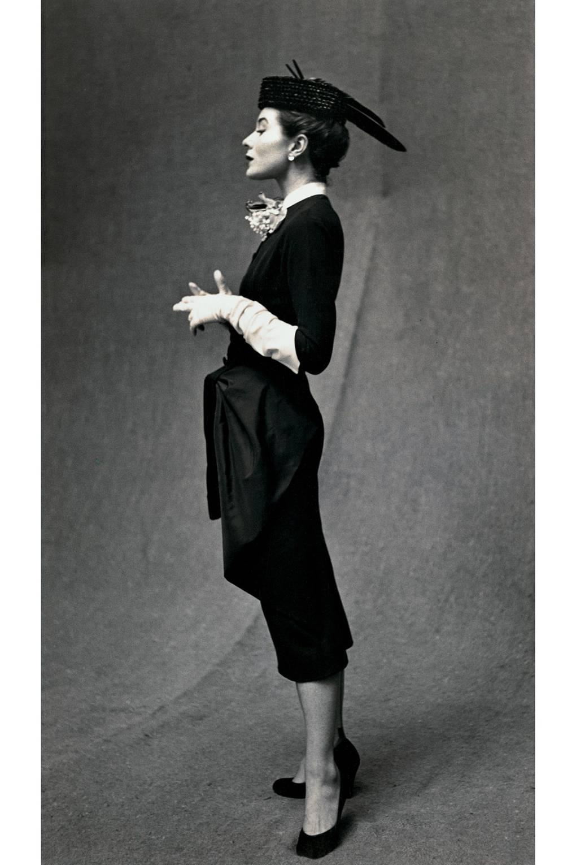 59d796134974ca Suzy Menkes Bettina A Supermodel of the Fifties