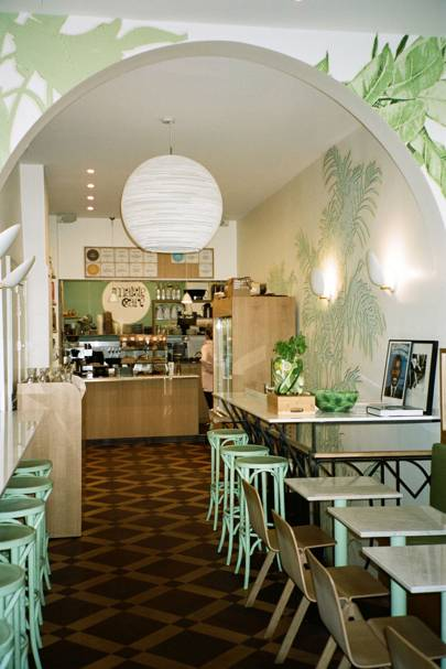 The Health Food Stop-Off: Maisie Café