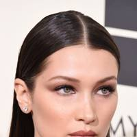 Bella Hadid's Morticia Addams Beauty