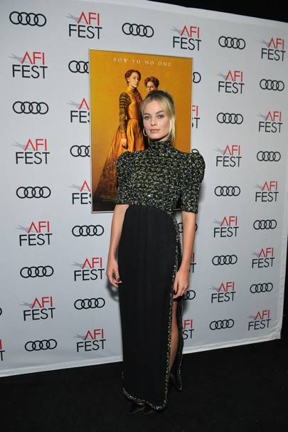 Mary Queen Of Scots Screening, Hollywood - November 15 2018