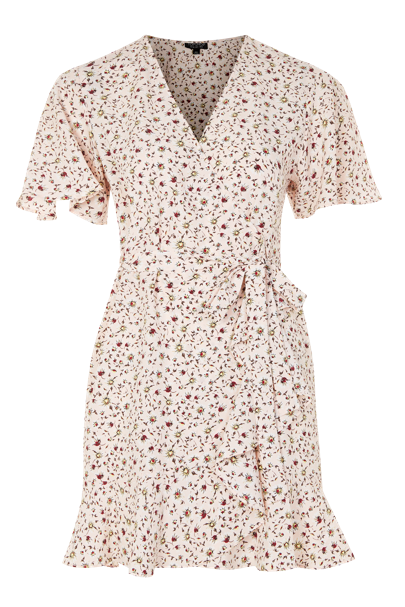 The Daisy Print Tea Dress
