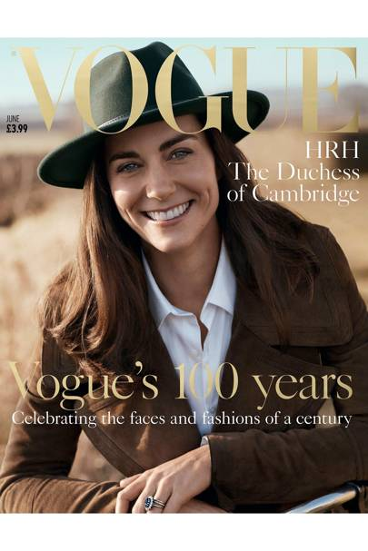 Image result for kate middleton vogue