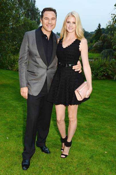 Summer Party To Benefit The Elton John AIDS Foundation, Windsor - September 4 2014