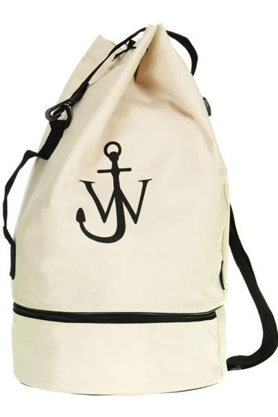 Duffle bag, £30