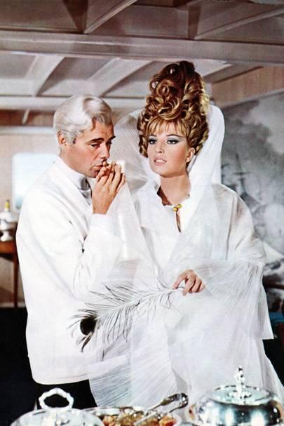 Modesty Blaise, 1966